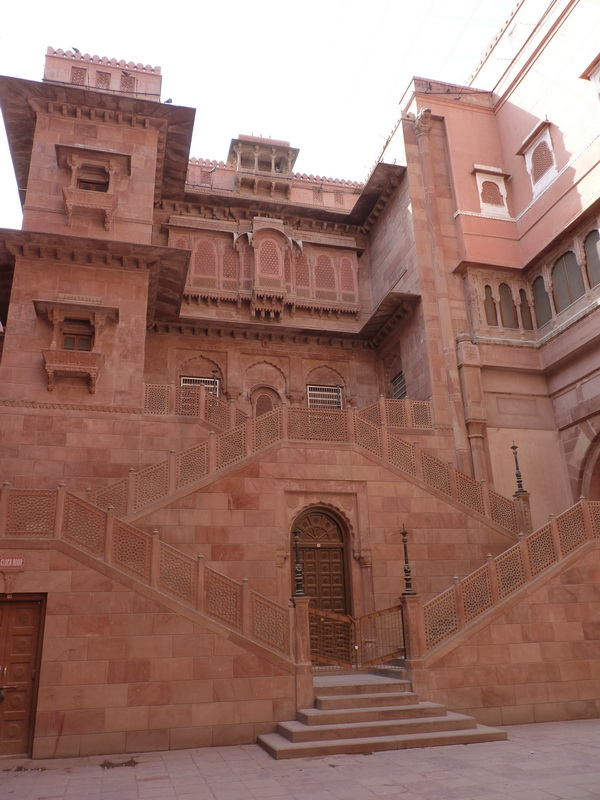 Junagarth Fort à Bikaner