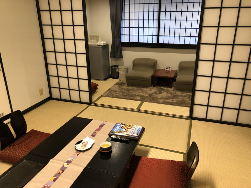 Japon : Ryokan, hébergement traditionnel japonais