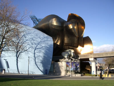 Experience Music Project à Seattle